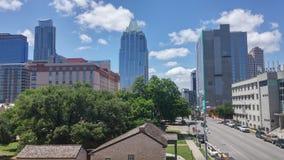 Horizon d'Austin le Texas image libre de droits