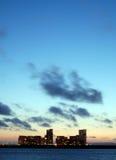 Horizon d'Edimbourg Images libres de droits