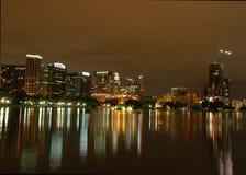 Horizon d'Orlando Image libre de droits