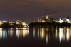 Horizon d'Ottawa Image stock