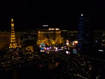 Horizon de bande de Las Vegas image stock