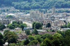 Horizon de Bath Angleterre R-U Image stock