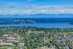 Horizon de Bellevue image stock