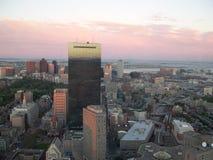 Horizon de Boston Photo libre de droits