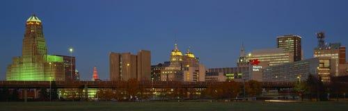 Horizon de Buffalo Image libre de droits