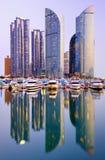 Busan, Corée du Sud Images libres de droits