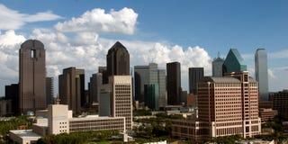 Horizon de Dallas photo stock