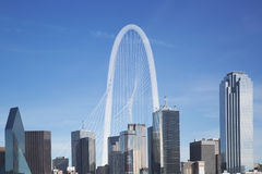 Horizon de Dallas de ville photo libre de droits