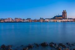 Horizon de dordrecht Photographie stock libre de droits