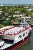 Horizon de Fort Lauderdale Photos libres de droits