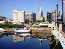Horizon de Hartford Image libre de droits