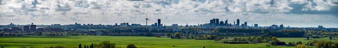 Horizon de la Haye image stock