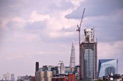 Horizon de Londres Photos stock