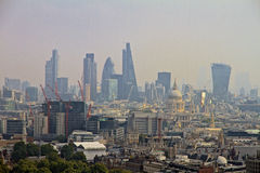 Horizon de Londres Image stock
