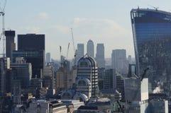 Horizon de Londres Image stock