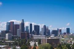 Horizon de Los Angeles photographie stock