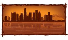 Horizon de Los Angeles