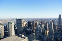 Horizon de NYC Image stock