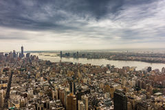 Horizon de NYC Photo stock