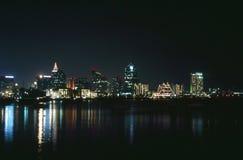 Horizon de San Diego Photo libre de droits