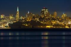 Horizon de San Francisco Images stock