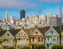 Horizon de San Francisco photos stock