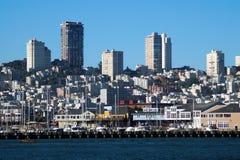 Horizon de San Francisco Photographie stock