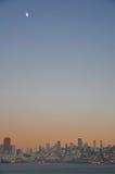 Horizon de San Fransisco Photographie stock