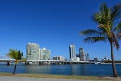 Horizon de Southport - Australie de la Gold Coast Queensland Images stock