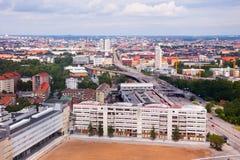 Horizon de Stockholm images stock