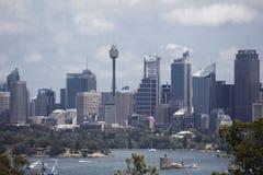 Horizon de Sydney Image libre de droits