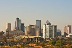 Horizon de Tampa, la Floride Image libre de droits
