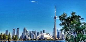 Horizon de Toronto photo stock