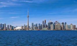 Horizon de Toronto Photos libres de droits