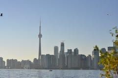 Horizon de Toronto image stock