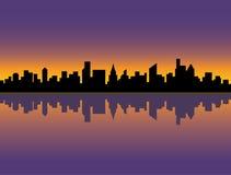 Horizon de ville