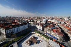 Horizon de ville Images libres de droits