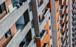 Horizon de ville de Medellin Photo libre de droits