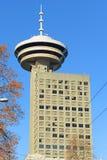 Horizon de ville de Vancouver, AVANT JÉSUS CHRIST, Canada Image stock