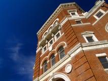 Horizon de Weatherford Hall Photos libres de droits