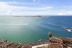 Horizon des Caraïbes Images libres de droits