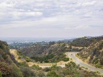 Horizon du centre de Westwood Image libre de droits
