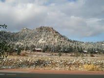 Horizon du Colorado Image libre de droits
