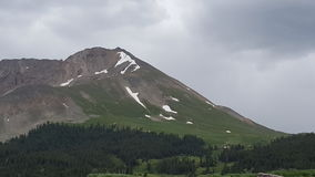 Horizon du Colorado Image stock