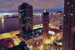 Horizon est de Midtown photo libre de droits