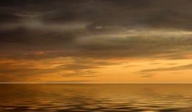 Horizon-Fantazia Stock Fotografie