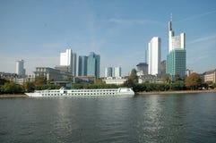 Horizon Frankfurt Stock Foto's