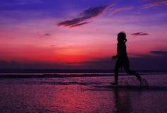 Into the Horizon Royalty Free Stock Photo