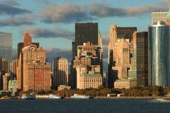 Horizon NYC Stock Foto