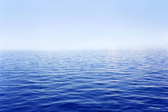 Horizon over sea Stock Photography